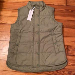 Southern Tide Cobie Puffer Vest